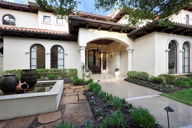 Mediterranean, Cross Property - Houston, TX (photo 1)