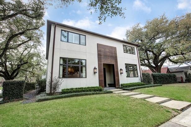 Cross Property, Contemporary/Modern - West University Place, TX (photo 1)