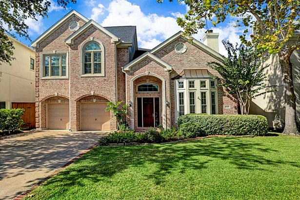Traditional, Cross Property - Bellaire, TX (photo 1)