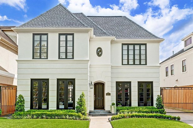 Traditional, Single-Family - Southside Place, TX