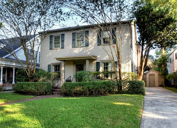Single Family Detached, Traditional - Southside Place, TX (photo 1)