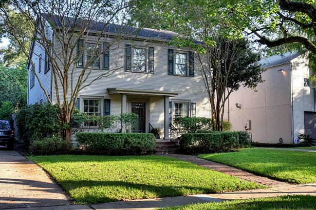 Single Family Detached, Traditional - Southside Place, TX (photo 2)