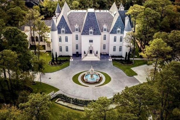 French, Single-Family - Houston, TX