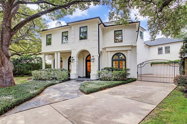 Traditional, Single-Family - Houston, TX
