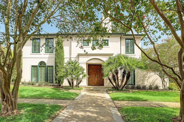 French,Mediterranean, Single-Family - West University Place, TX