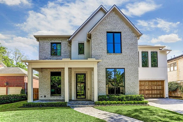 Contemporary/Modern,Traditional, Cross Property - West University Place, TX (photo 1)
