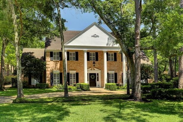 Colonial, Cross Property - Bunker Hill, TX (photo 1)