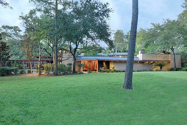 Cross Property, Contemporary/Modern - Bunker Hill, TX (photo 2)