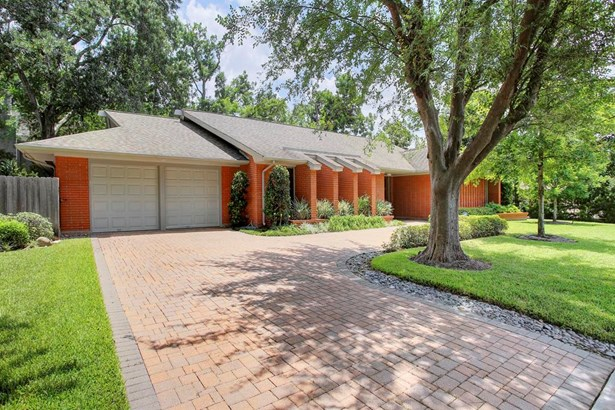 Cross Property, Contemporary/Modern - West University Place, TX (photo 1)