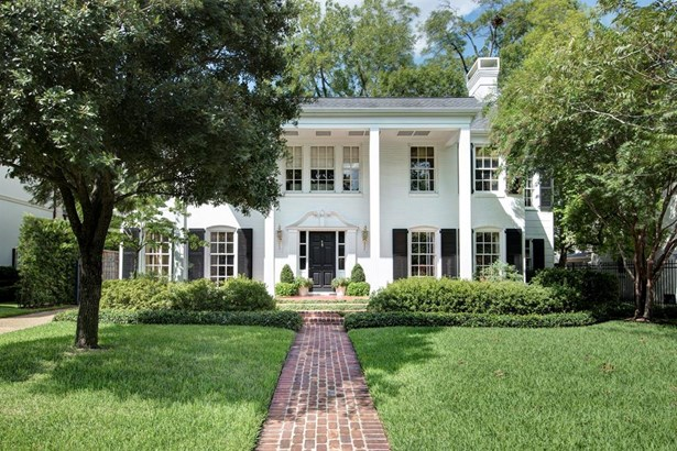 Colonial, Single-Family - Houston, TX