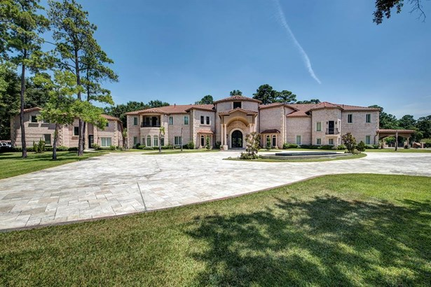 Mediterranean, Cross Property - Houston, TX