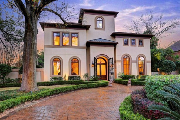 Mediterranean, Cross Property - Houston, TX (photo 1)