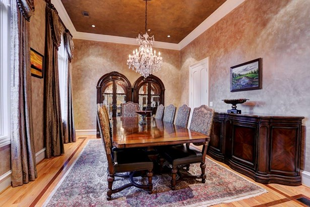 Mediterranean, Cross Property - Houston, TX (photo 4)
