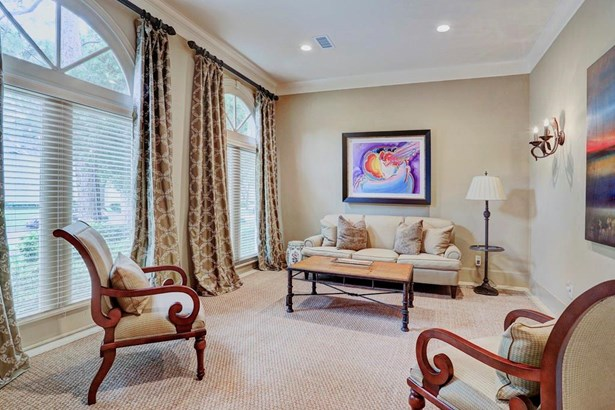 Mediterranean,Traditional, Cross Property - West University Place, TX (photo 5)