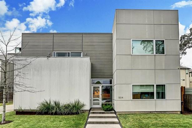 Single Family Detached, Contemporary/Modern - Houston, TX