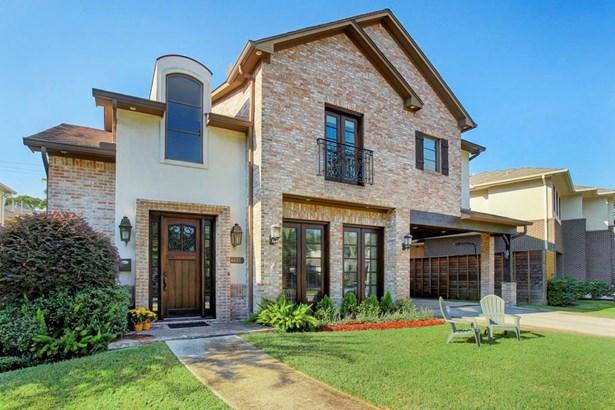 Single Family Detached, Traditional - Houston, TX