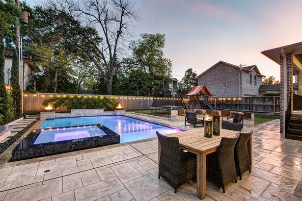 Contemporary/Modern,Traditional, Cross Property - Houston, TX (photo 2)