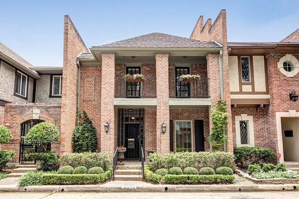 Condominium, Traditional - Houston, TX (photo 1)