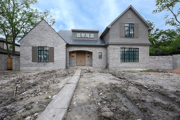 Cross Property, Contemporary/Modern - Piney Point Village, TX (photo 1)