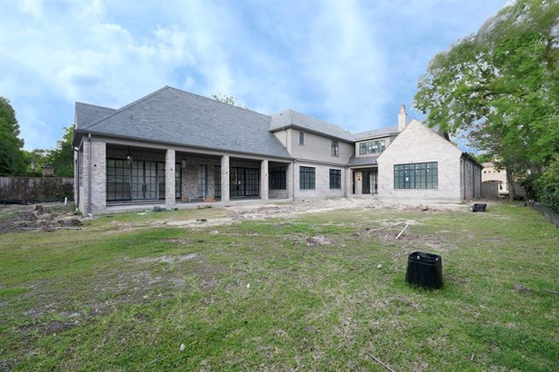 Cross Property, Contemporary/Modern - Piney Point Village, TX (photo 2)
