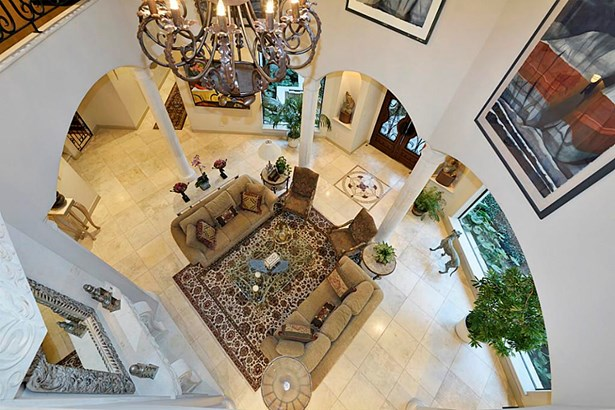 Mediterranean, Cross Property - Houston, TX (photo 5)