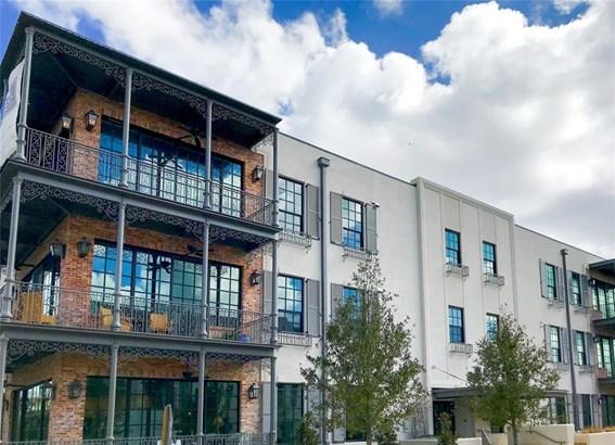 Mid/Hi-Rise Condominium, Contemporary/Modern - Houston, TX (photo 1)