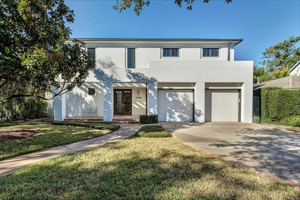 Contemporary/Modern,Traditional, Single-Family - Houston, TX