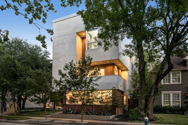 Townhouse, Contemporary/Modern - Houston, TX (photo 1)
