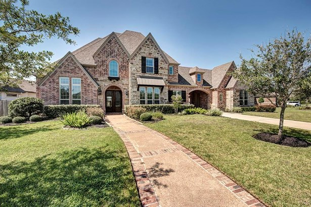Single Family Detached, Traditional - Friendswood, TX