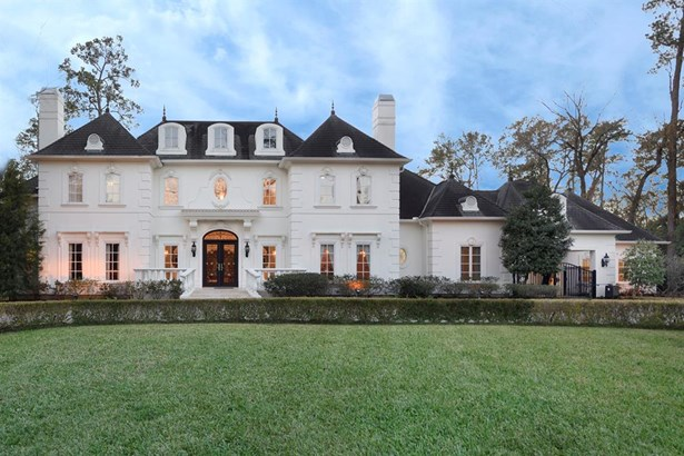 French,Traditional, Cross Property - Piney Point Village, TX (photo 1)