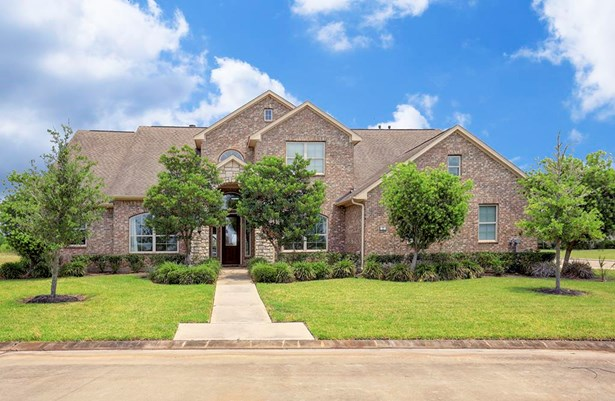 Traditional, Cross Property - Manvel, TX (photo 1)