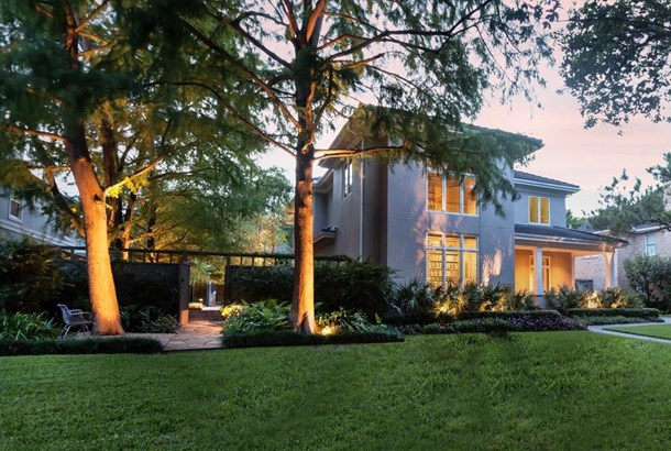 Cross Property, Contemporary/Modern - Southside Place, TX (photo 1)