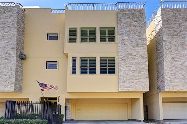 Townhouse, Contemporary/Modern - Houston, TX (photo 5)