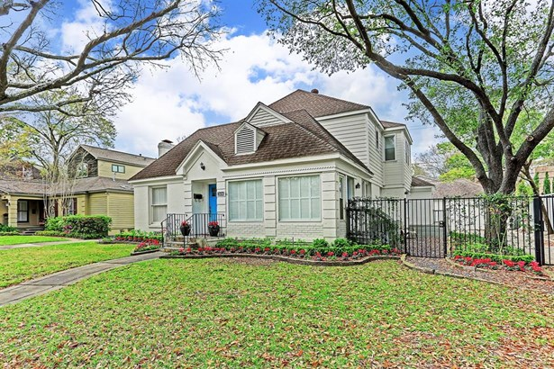 Traditional, Cross Property - West University Place, TX (photo 2)