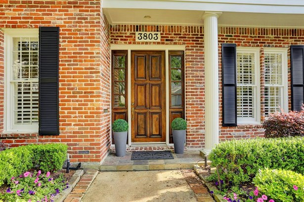 Traditional, Cross Property - West University Place, TX (photo 3)