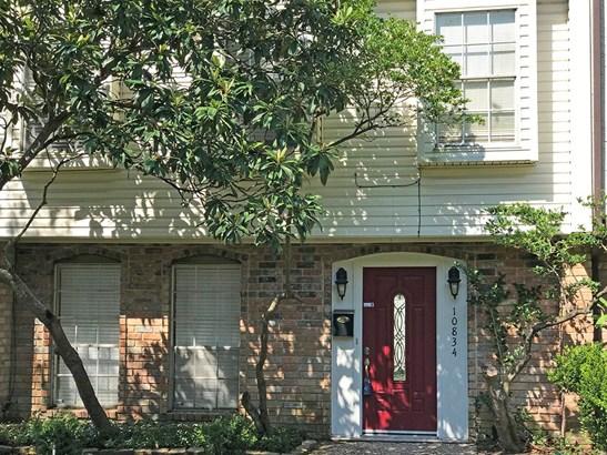 Contemporary/Modern,Traditional, Townhouse Condominium - Houston, TX (photo 1)