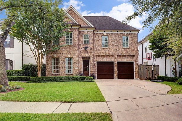 Traditional, Cross Property - West University Place, TX