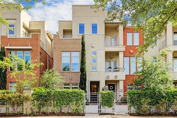 Townhouse, Contemporary/Modern - Houston, TX