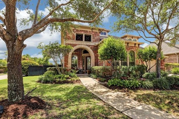 Mediterranean,Traditional, Cross Property - Houston, TX (photo 1)