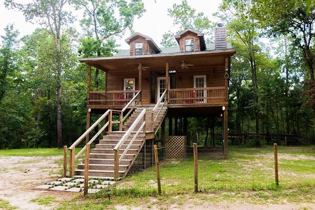 Log Cabin - Willis, TX (photo 1)