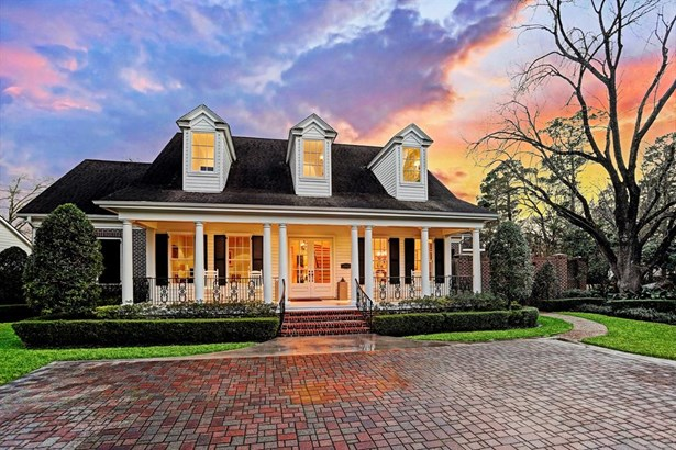 Colonial,Traditional, Cross Property - Houston, TX (photo 1)