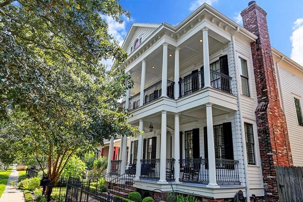Georgian, Cross Property - Houston, TX (photo 1)