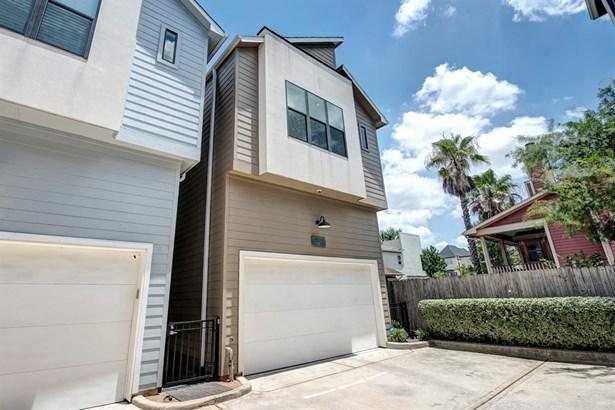 Cross Property, Contemporary/Modern - Houston, TX