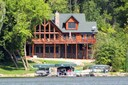 2 Story,Exposed Basement, Log Home - Whitewater, WI (photo 1)