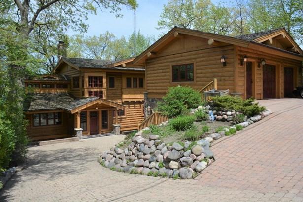 2 Story,Exposed Basement, Log Home - Lake Geneva, WI (photo 1)