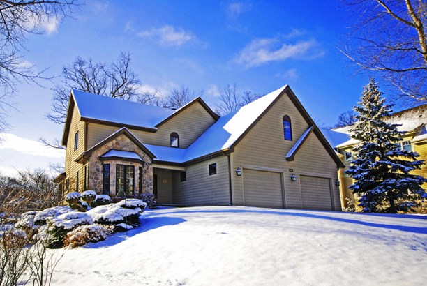 Single Family/Detached,Water Access/Rights, 2 Story - Fontana, WI (photo 2)