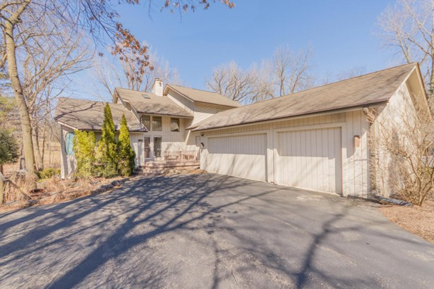 Single Family/Detached,Water Access/Rights - Fontana, WI (photo 1)