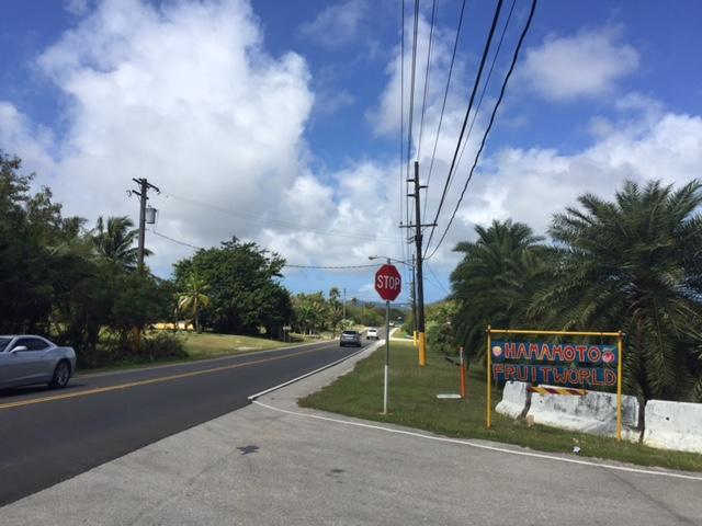 Cross Island Road ( Rt 17 ) , Yona - GUM (photo 5)