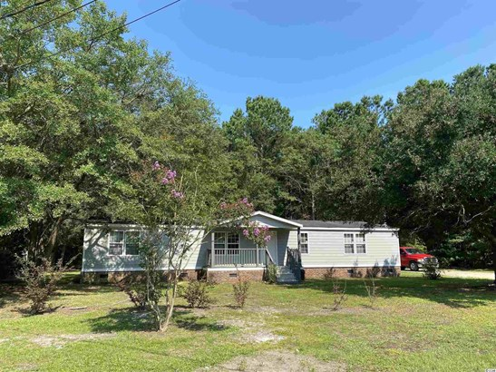 Double Wide, Manufactured with Land - Pawleys Island, SC