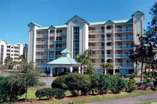 Condo, Mid-Rise 4-6 Stories - Pawleys Island, SC